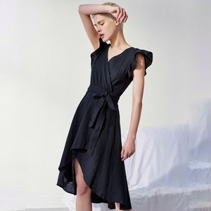 Steele. Olivia Wrap dress
